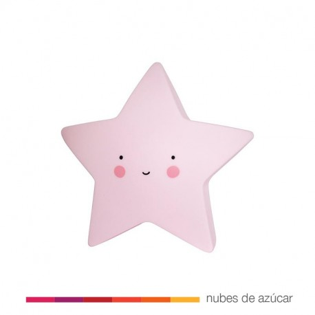 Star light pink