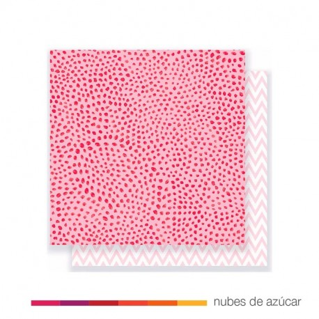Papel doble cara 375900 Dreamy