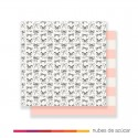 Papel doble cara 680421 Ribbons