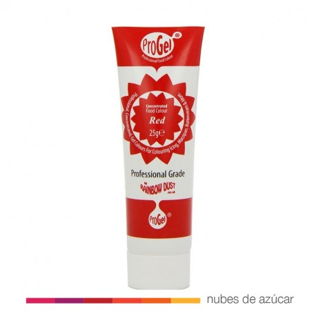 RD Progel Color concentrado Rojo