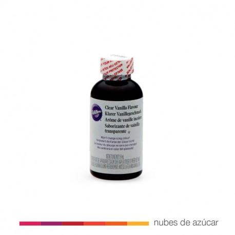 Wilton Extracto de vainilla incoloro 59 ml