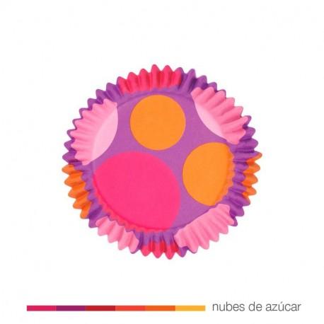 Cápsula antigrasa colorcup dots 415-0483