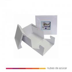 PME Caja para tartas 25x25x15 cm
