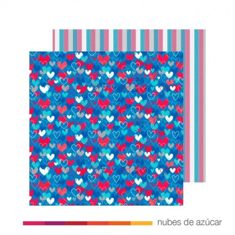 Papel doble cara 4308 Land that I love