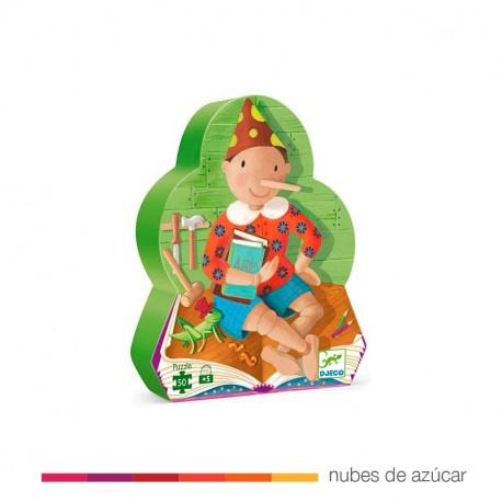 Puzle djeco Pinocho