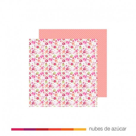 Papel doble cara 4627 lovebugs