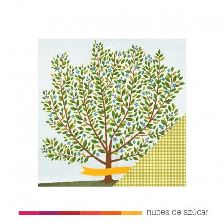 Papel doble cara 732811 Family Tree