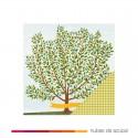 Papel doble cara 732811 Family Tree