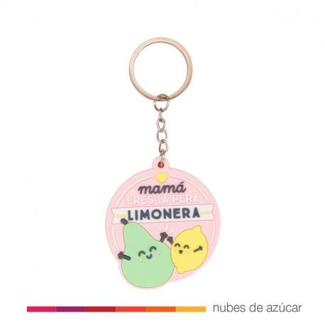 Llavero Mamá ers la pera limonera