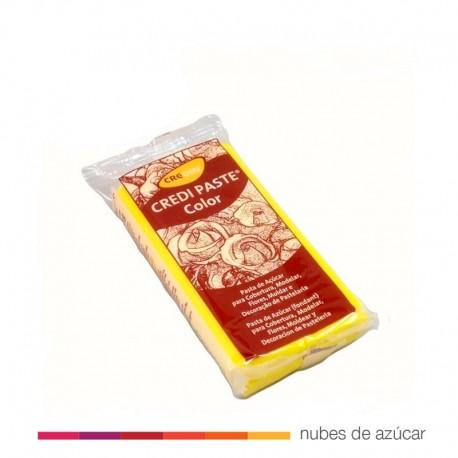 Fondant credipaste amarillo 250gr