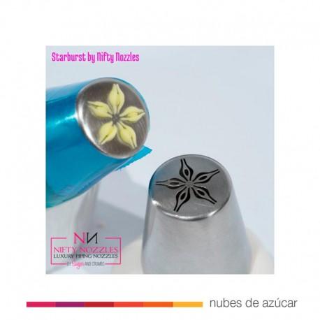 Boquilla Rusa Flor estrellada (NN28)