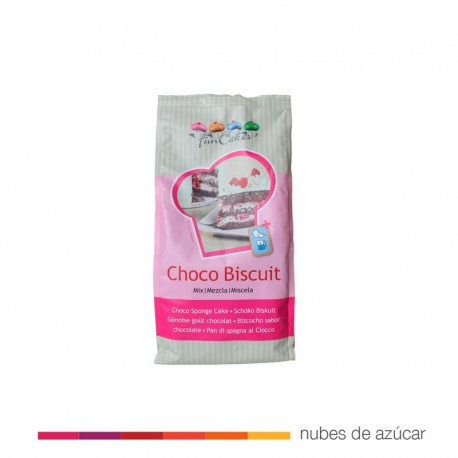 Bizcocho de Chocolate Funcakes 1 kg