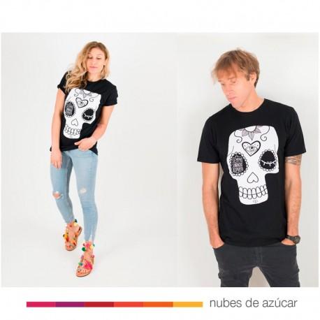 """Camiseta Unisex """"Siempre soñando despierto"""" Aire Retro"""