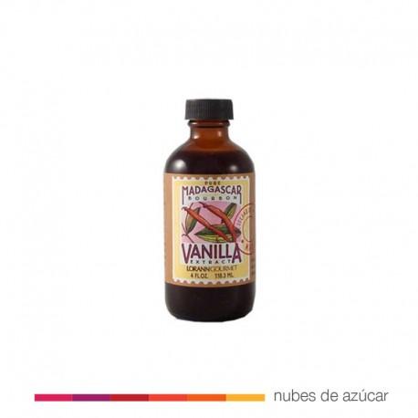 Extracto puro de Vainilla de Madagascar  118 ml