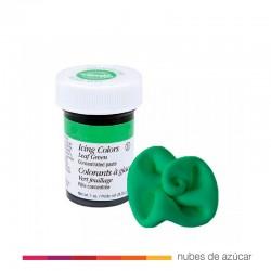 Wilton Colorante en Gel Verde hoja 28 gr