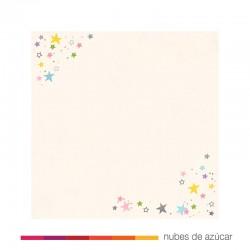 Papel para decorar Wish Upon a Star 30x30
