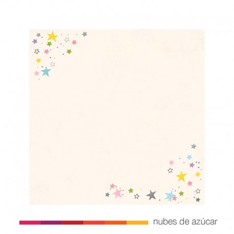 Papel para decorar Wish Upon a Star 30x30