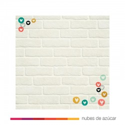 Papel para decorar Grateful 30x30