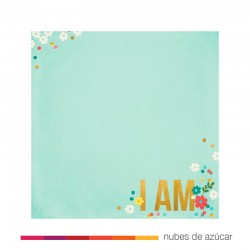 Papel para decorar Beautiful 30x30