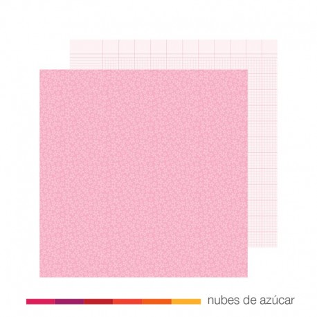 Papel para decorar Cupcake Flower 30x30