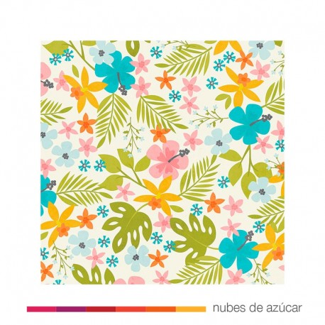 Papel para decorar Happy Place 30x30