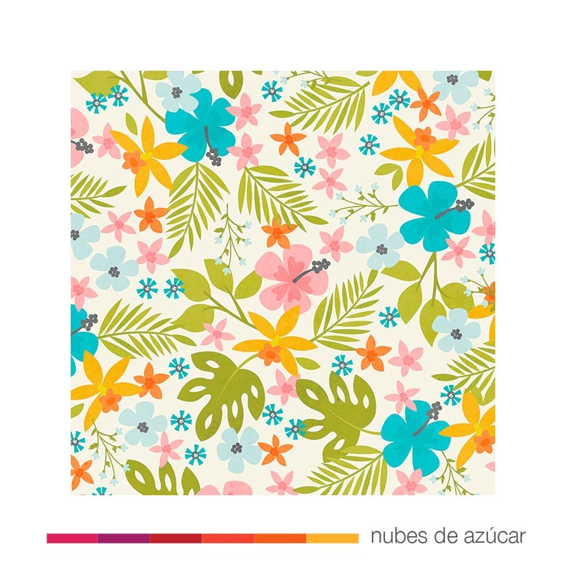 Papel para decorar happy place 30x30 - Papeles para decorar ...