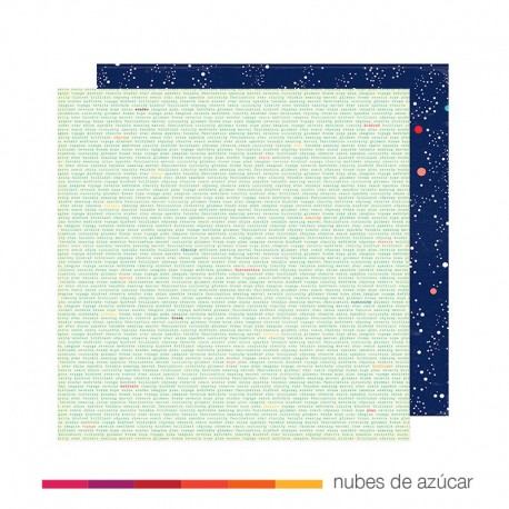 Papel para decorar  Hubble 30x30
