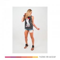 Camiseta tirante Frida Tequila T.S