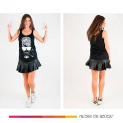 Camiseta tirantes chica Audrey Aire Retro