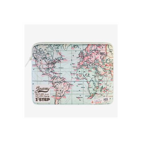 Funda para tablet Mapa