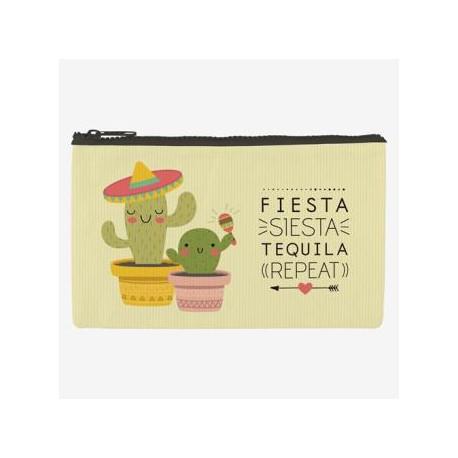 Bolsa con cremallera Fiesta