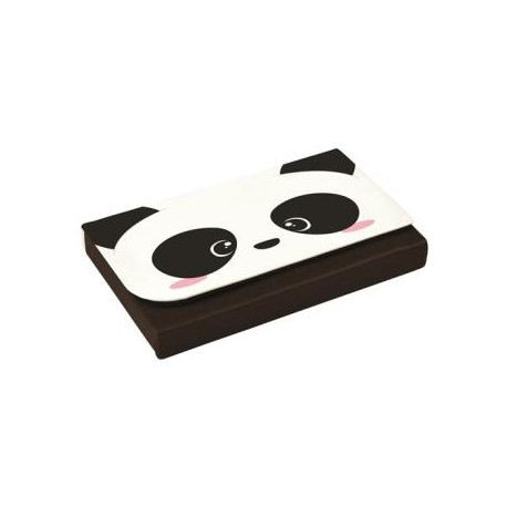 Nice to meet you. Cartera para tarjetas Panda