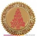 Cápsula para cupcakes christmas (415-0100)