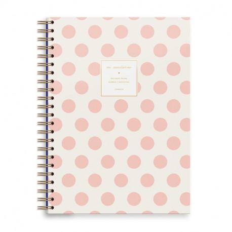 Cuaderno A4 minimal cuadros