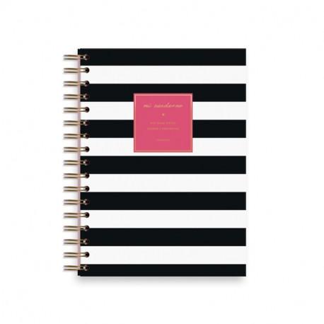 Cuaderno A4 Rayas cuadros