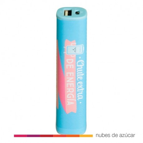 Power bank chute extra de energia
