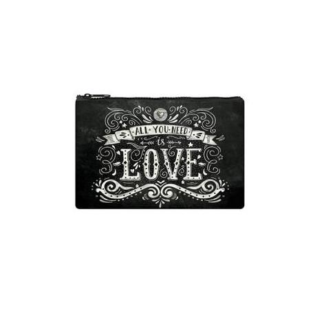 Neceser love blackboard