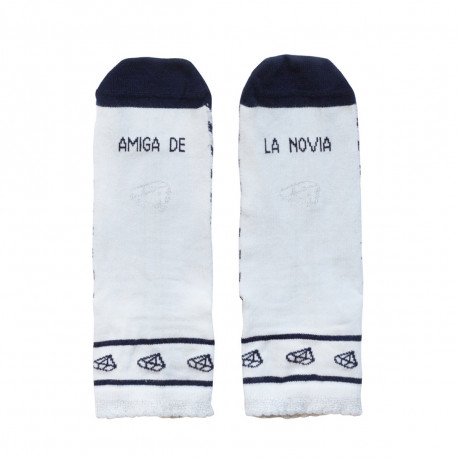 Calcetines Amiga de la novia T.35-38