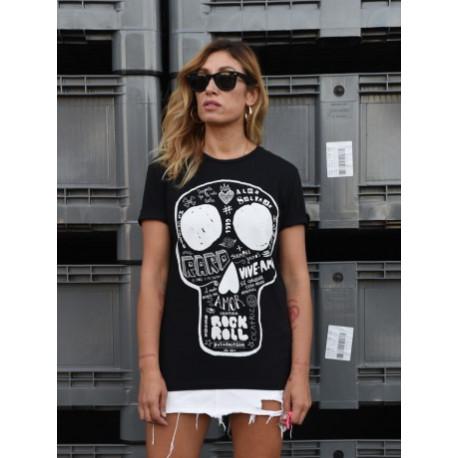 Camiseta unisex Calavera T.L