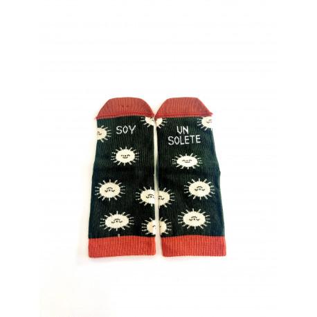 Mini calcetines Soy un solete T. 23-26