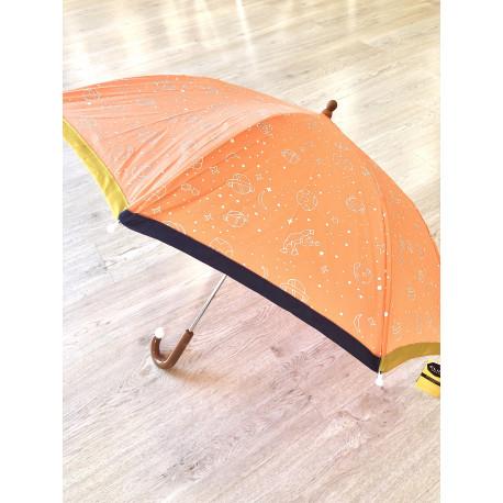 Paraguas clima Espacio coral