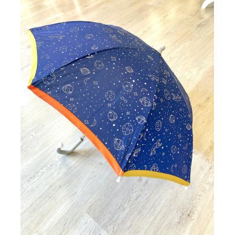 Paraguas clima Espacio azul