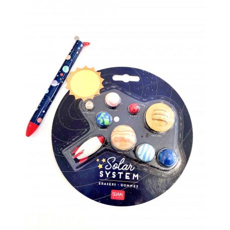 Gomas Sistema Solar