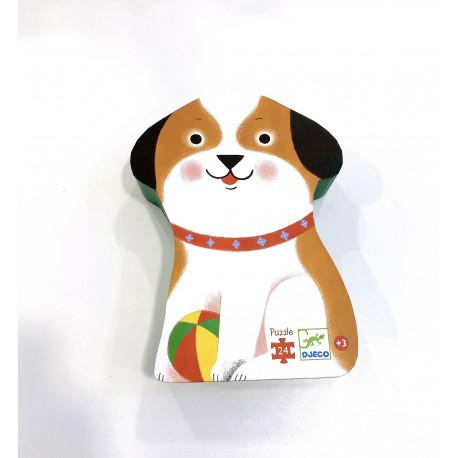 Puzzle Firmin petit chien 24 piezas (+3 años)