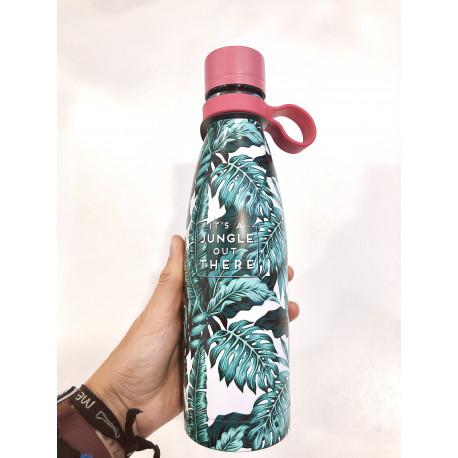 Botella Hot&Cold Jungle