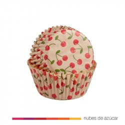 Cápsula para cupcakes cerezas 415-2279