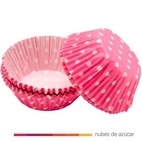 Cápsula para cupcakes pinkdots (415-0158)