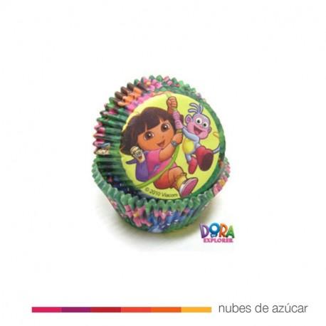 Cápsula para cupcakes Dora (415-6305)