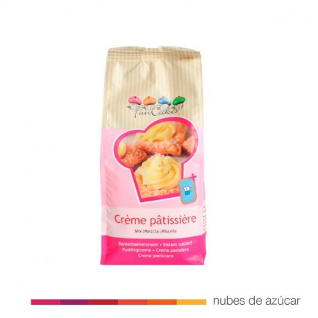 Funcakes mezcla para crema pastelera 1 kg