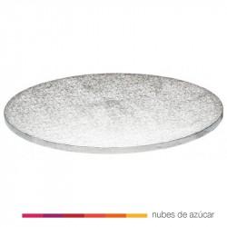 Funcakes base para tartas redondas 25 cm grosor 10 mm